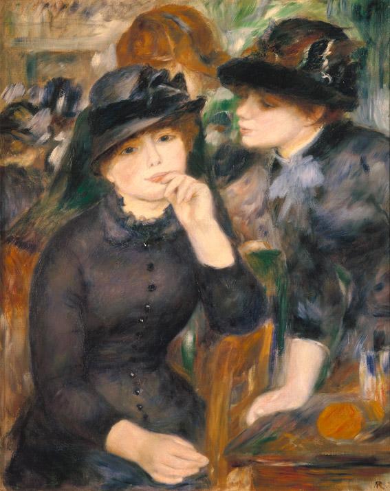 Портреты картины художников