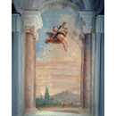 Landscape with Cupid from the 'Foresteria'